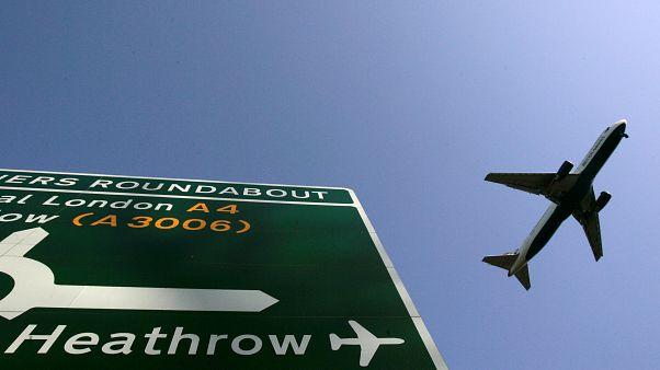 Archivbild Flughafen Heathrow