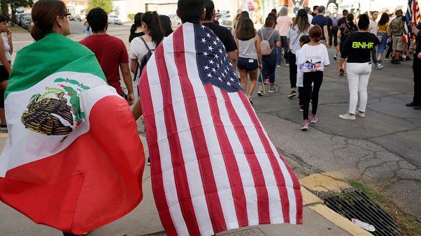 """المكسيك ترى في مقتلة إل باسو """"عملاً إرهابياً"""" فما رأي القضاء الأميركي؟"""