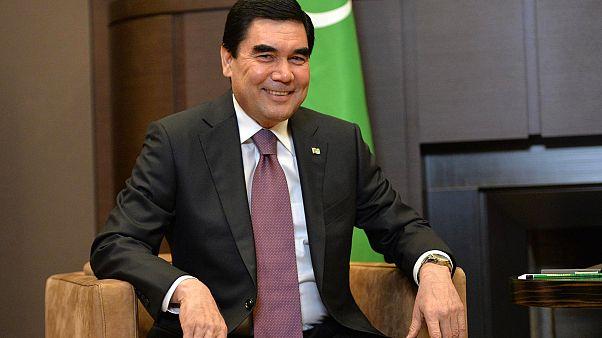 Öldüğü iddia edilen Türkmenistan Devlet Başkanı Berdimuhammedov'un görüntüleri yayınlandı