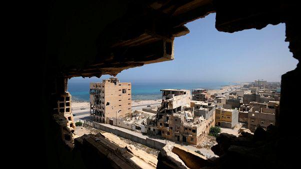 Libya'da Halife Hafter milisleri Merzuk'u bombaladı: En az 43 ölü 51 yaralı
