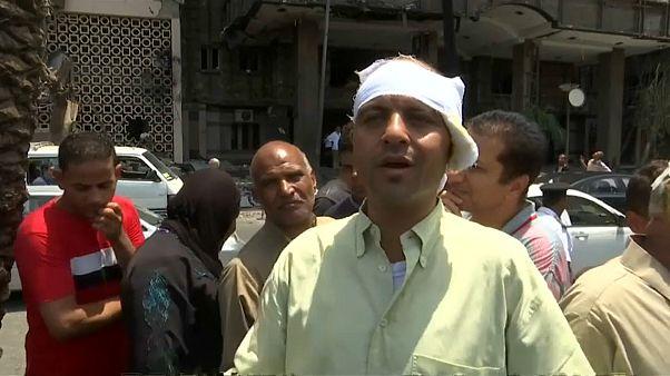 شاهدة عيان: قوة انفجار القاهرة أكبر من أن تكون مجرد حادث سيارة