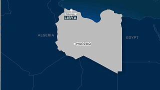 ليبيا: 43 قتيلا على الأقل في ضربة جوية نفذتها قوات حفتر على بلدة مرزق