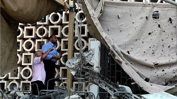 الرئيس المصري يصف انفجار القاهرة بالعمل الإرهابي والداخلية تتهم حركة حسم