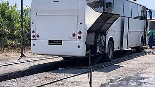 Αγρίνιο: Εντοπίστηκε πτώμα σε λεωφορείο
