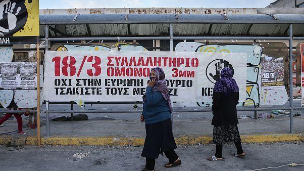 AB ile yapılan geri kabul anlaşmasının ardından Yunanistan'dan Türkiye'ye kaç mülteci gönderildi?