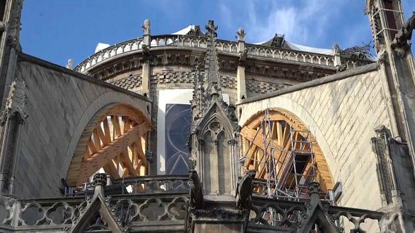 Hatósági intézkedések jöhetnek a párizsi Notre-Dame körül