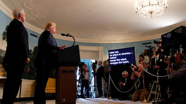Fact check: Trump suggests video games to blame for mass shootings