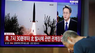 Güney Kore-ABD ortak askeri tatbikatına tepki: Kuzey Kore yeni bir nükleer füze denemesi yaptı