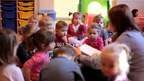 В Германии предлагают не принимать в школу детей, не говорящих по-немецки
