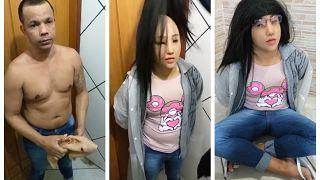 Преступник пытался бежать из тюрьмы, прикинувшись дочерью