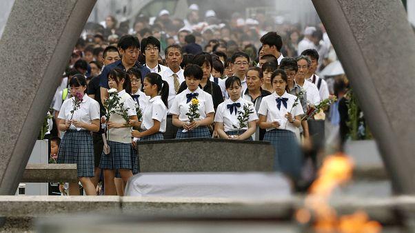 Bomba nucleare su Hiroshima, 74 anni dopo