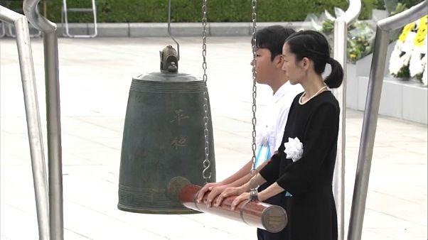 74 χρόνια από την ατομική βόμβα στη Χιροσίμα