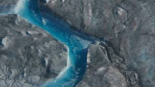 شاهد: ذوبان 10 مليارات طن من الجليد في غرينلاند وعلماء يدقون ناقوس الخطر