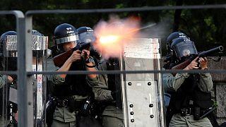 هشدار پکن به معترضان هنگ کنگ: با آتش بازی کنید، با آتش نابود میشوید