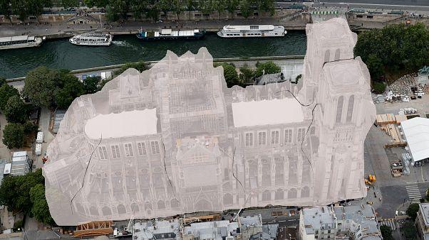 Bleiverseuchte Notre-Dame: Können Sie mir das bitte einpacken?
