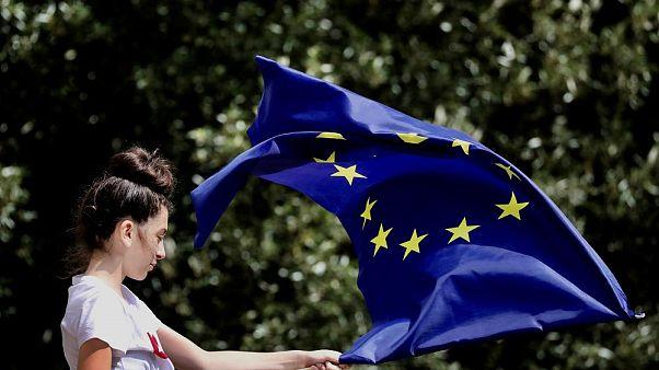 Avrupa Birliği'ne güven son 5 yılın en yüksek seviyesinde