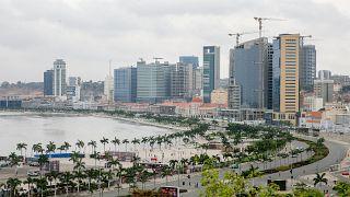 Panorâmica da baia de Luanda, Angola, 17 de setembro de 2018. JOSÉ SENA GOULÃO/LUSA