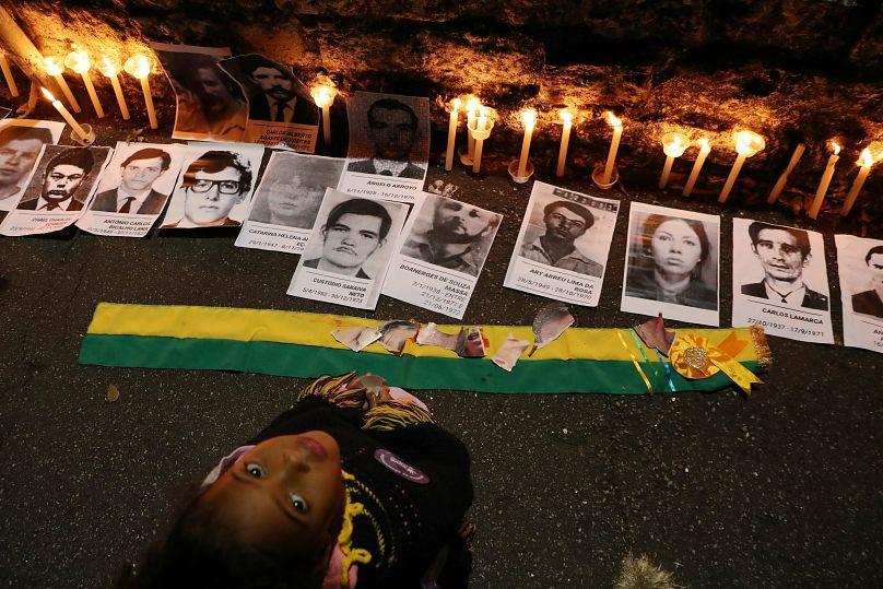 Le vittime della dittatura