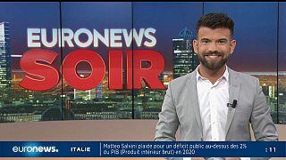 Euronews Soir : le journal du mardi 6 août