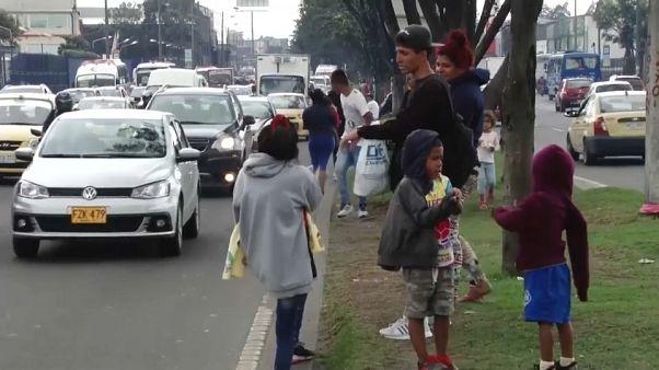 Los niños de padres venezolanos nacidos en Colombia saldrán del limbo apátrida