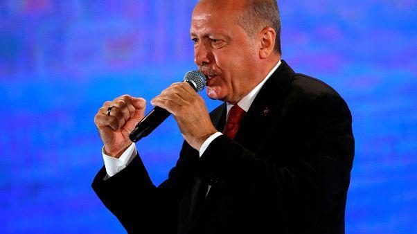 Ερντογάν για ανατολική Μεσόγειο: Θα προστατεύσουμε τα δικαιώματά μας μέχρι τέλους