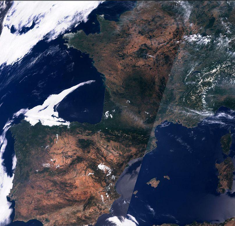 European Union, contains modified Copernicus Sentinel data 2019