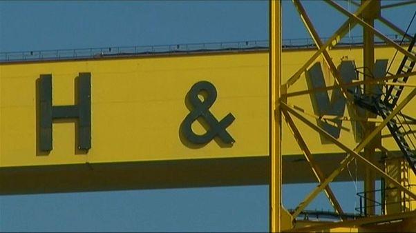 Titanic - Werft insolvent