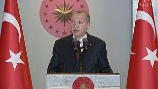 Erdogan dispuesto a atacar a los kurdos en Siria