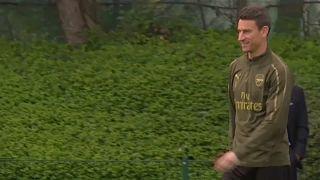 Laurent Koscielny s'engage avec les Girondins de Bordeaux