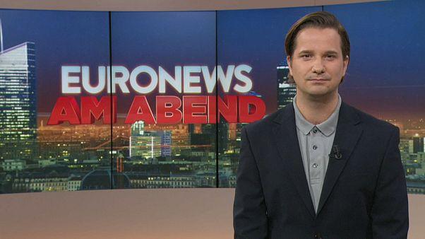 Die Nachrichten am 6. August 2019, präsentiert von Lutz Faupel