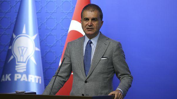 Ak Parti Sözcüsü Çelik: Kesilen ağaç miktarı kadar ağaç dikildi