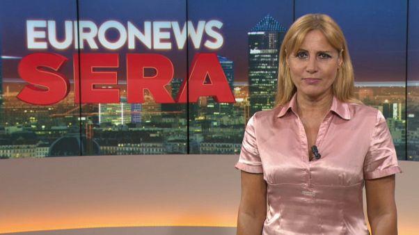 Euronews Sera | TG europeo, edizione di martedì 6 agosto 2019