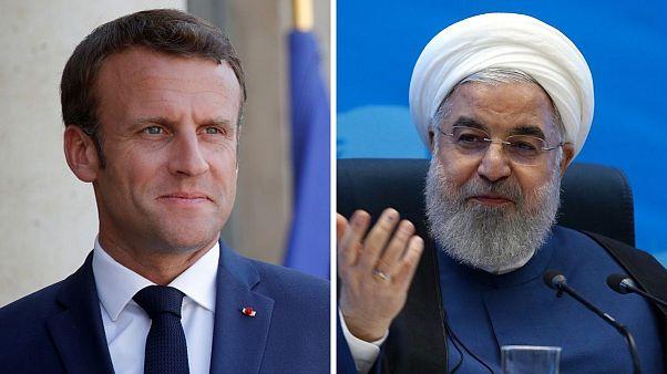 روحانی در گفتوگوی تلفنی با ماکرون: فرانسه بهعنوان شریک قدیمی ایران نقش سازنده دارد