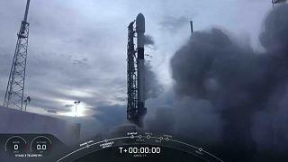 SpaceX запустила на орбиту израильский спутник