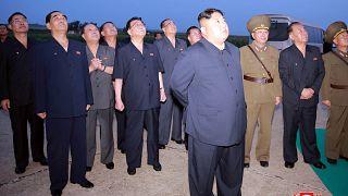 Kim Jong-un: Füze denemeleri ABD ve Güney Kore'ye uyarıydı