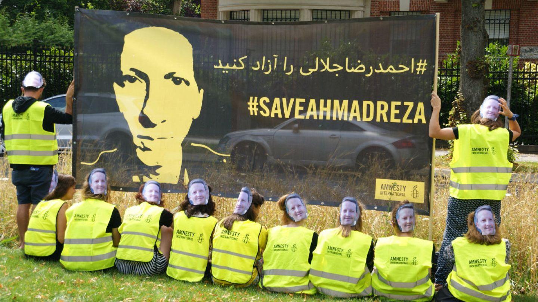 احمدرضا جلالی در زندان اوین در انتظار نتایج چانه زنیهای دیپلماتیک است
