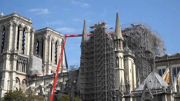 4 mois après l'incendie de Notre-Dame, le plomb est au cœur des préoccupations