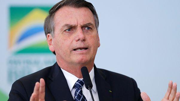 Bosszút áll a sajtón Bolsonaro