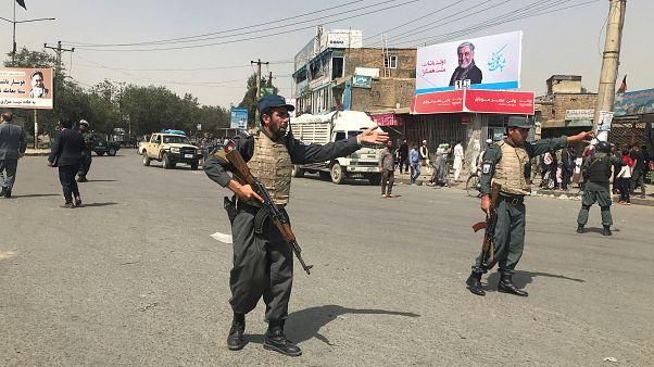 Ισχυρή έκρηξη στην Καμπούλ - Νεκροί και δεκάδες τραυματίες
