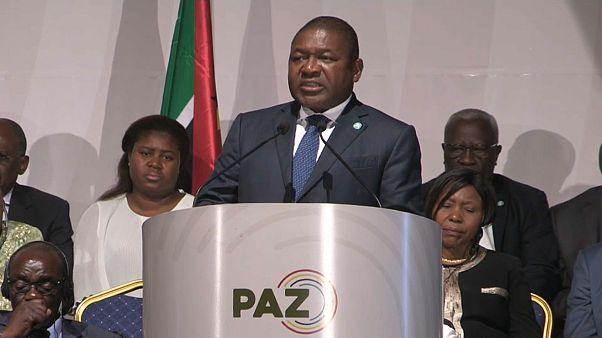 Friedensvertrag in Maputo unterzeichnet