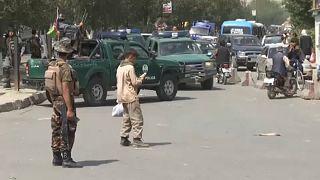 На западе Кабула прогремел мощный взрыв