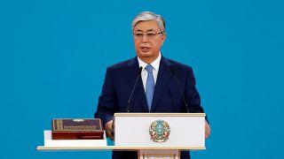 Kazakistan Devlet Başkanı Kasım Cömert Tokayev