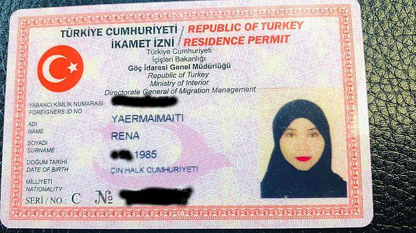 Hamile Uygur kadından yardım çağrısı: Türkiye bizi Çin'e sınır dışı etmek istiyor