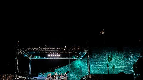 ΔΙΑ-ΛΟΓΟΣ στο 5ο Διεθνές Φεστιβάλ Μουσικής Μολύβου