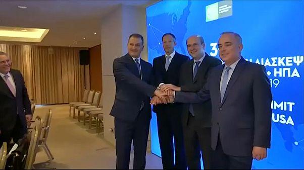Erdgasfernleitung durchs Mittelmeer: 3+1-Länder wollen handeln