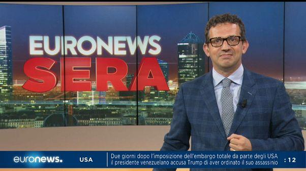 Euronews Sera | TG europeo, edizione di mercoledì 7 agosto 2019