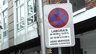 Pontevedra, la ciudad española sin coches