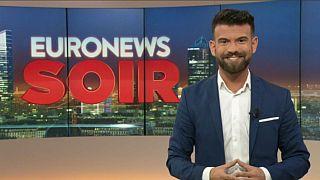 Euronews Soir : le journal du mercredi 7 août