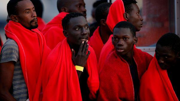 Le HCR réclame une solution pour les 500 migrants en Méditerranée