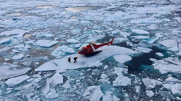 İstanbul-New York uçuşunda her yolcu Kutuplarda 9,3 metre kare buzulun erimesine neden oluyor